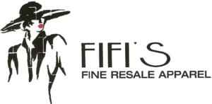 Fifi's Horizontal Logo Transparent