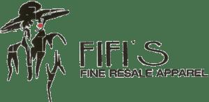 Fifi's Horizontal Logo Transparent